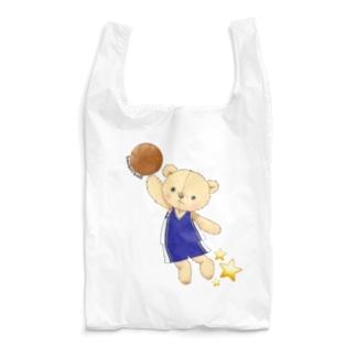 バスケBEAR Reusable Bag