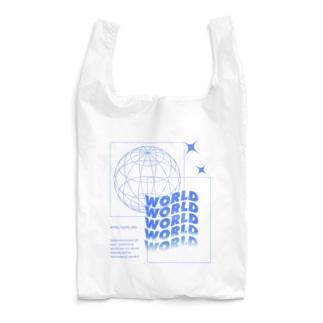 🌍WORLD Reusable Bag
