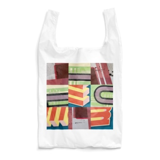 Mixed Message Reusable Bag