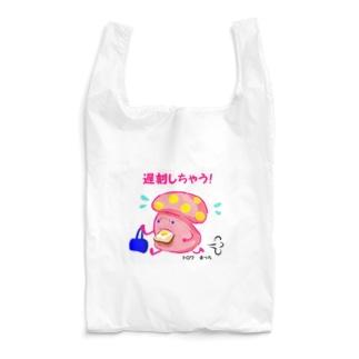 乙女きのこ Reusable Bag