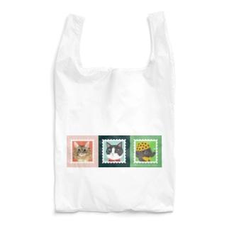 おかかとあかっちとグレッチ Reusable Bag