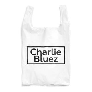 CharlieBluezロゴデザイン Reusable Bag