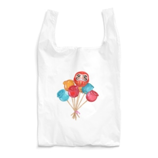 りんご飴です Reusable Bag