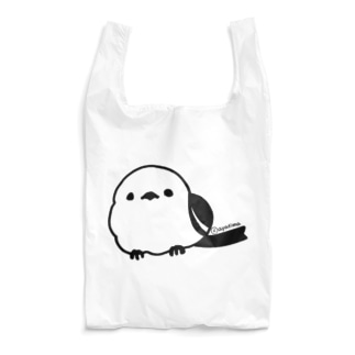 松砂丸商店のシマエナガ Reusable Bag