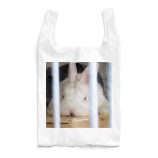 うさぎのアルカくん Reusable Bag