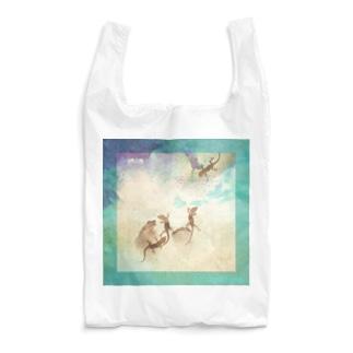 ヤモリたち Reusable Bag