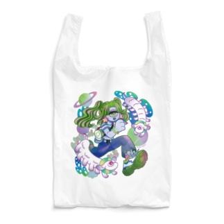 Streetは宇宙 No.2 Reusable Bag