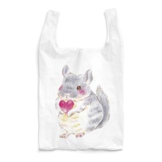 きゅんきゅんチンチラ Reusable Bag