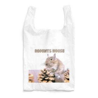 げっしのおうち デグー🐹齧歯類グッズ Reusable Bag