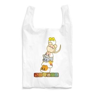タワーだ!つみきハム!! Reusable Bag