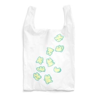 ばらまかれゆるけろ Reusable Bag