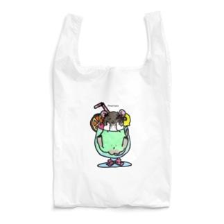 ねずサイダーぼっち Reusable Bag