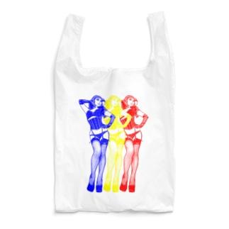 トリプル・ウノ(信号) Reusable Bag