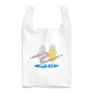 あなたとわたし Reusable Bag