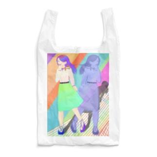 彩りの中で Reusable Bag