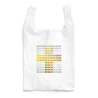 クロス ゴールド×シルバー(Ether Potion) Reusable Bag