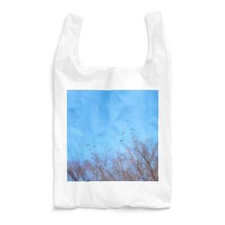 イカルの群 Reusable Bag