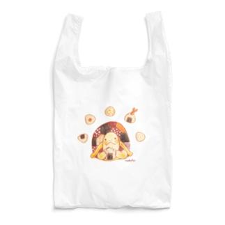 めろんぽっぷのお店だよのおにぎり大好き Reusable Bag