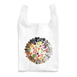 野菜パーティー2 Reusable Bag