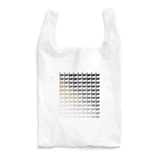 カスケード モノトーンⅡ(Ether Potion) Reusable Bag