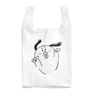 遊んでほしいわんこ Reusable Bag