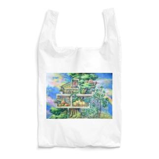 Tree house Reusable Bag