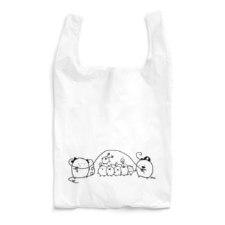 からまるず・なわとび Reusable Bag