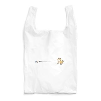 帰りたくない柴犬 Reusable Bag