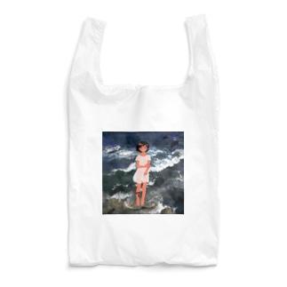 波の子 Reusable Bag
