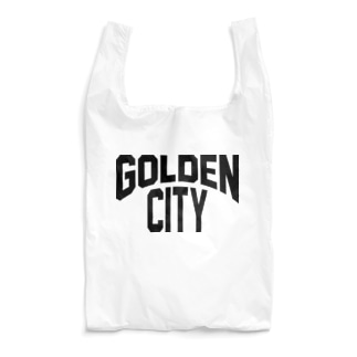 Golden City(黄金の街) Reusable Bag