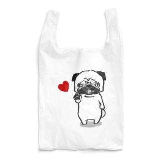 ぱぐぱぐ ハートフル Reusable Bag