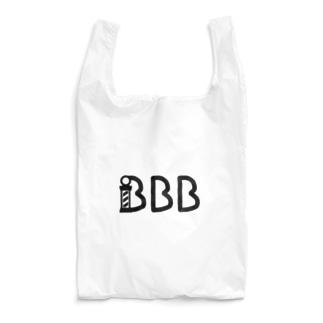 barber belle-amie グッズ Reusable Bag