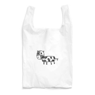うしさん。 Reusable Bag