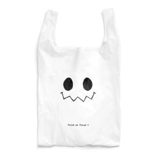 ハロウィンスマイル Reusable Bag