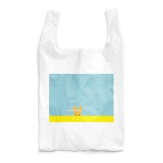 らみゅうさひょっこり Reusable Bag