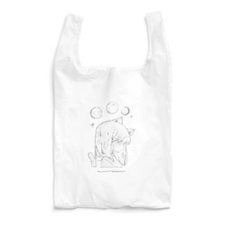 猫の彼女 Reusable Bag