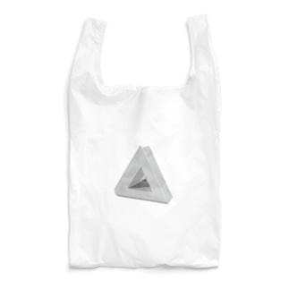 中空三角ブロック Reusable Bag