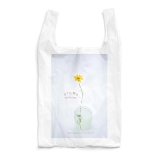 ガラスのおとものお花とおとも Reusable Bag