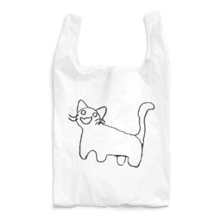にゃは Reusable Bag