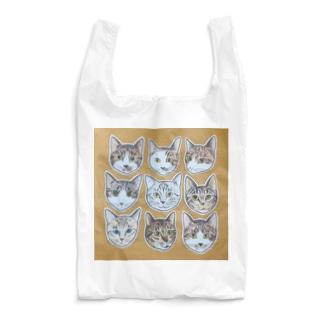 麦わらの一味 Reusable Bag