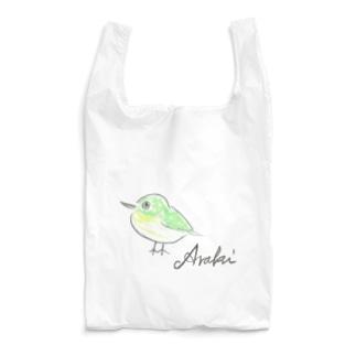 めじろ Reusable Bag