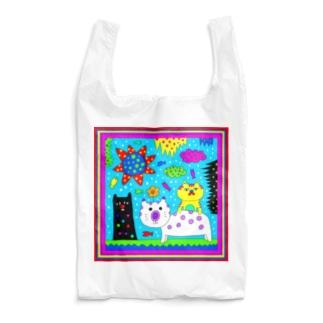 riekim 猫 Reusable Bag