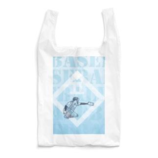 野球キャッチャー Reusable Bag