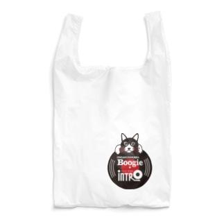 ブギイントロ猫#2 Reusable Bag