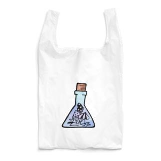 ふしぎな三角フラスコ Reusable Bag