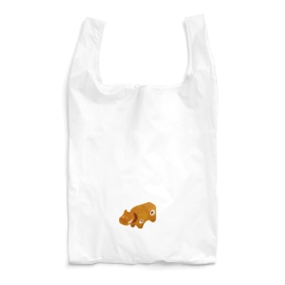 かんてつあかべこ Reusable Bag