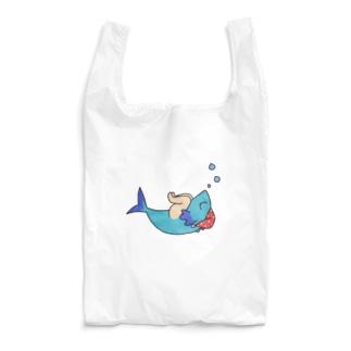 いわしちゃん おやすみ Reusable Bag