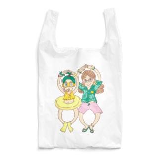 ラブリーサマー Reusable Bag