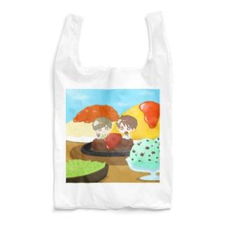 ごちそうシリーズ Reusable Bag