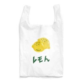 レモン 檸檬 Reusable Bag